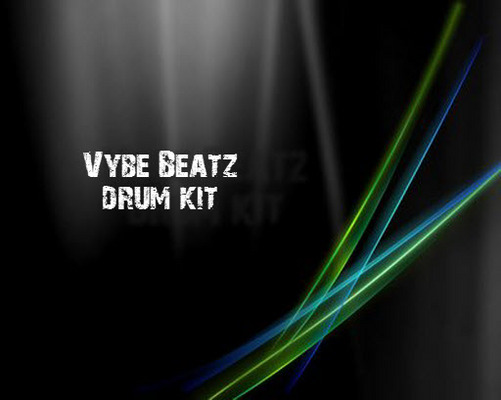 Product picture Vybe Beatz Drum Kit